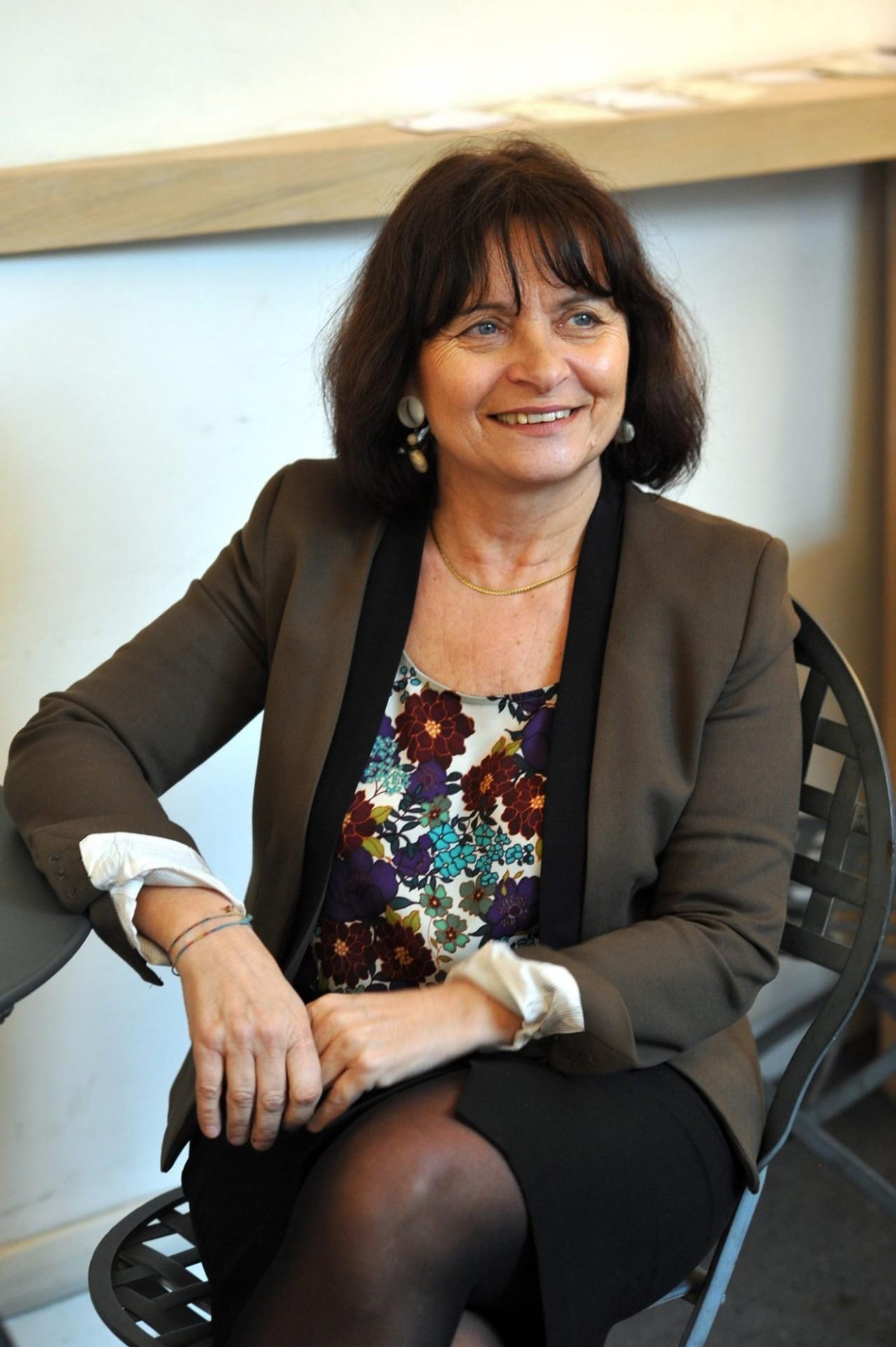 photo of Nadia Urbinati